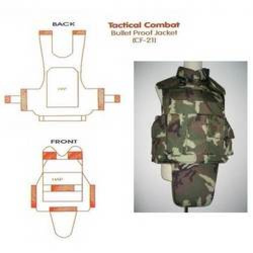 bullet-proof-jackets-kevlar-and-armour-panel